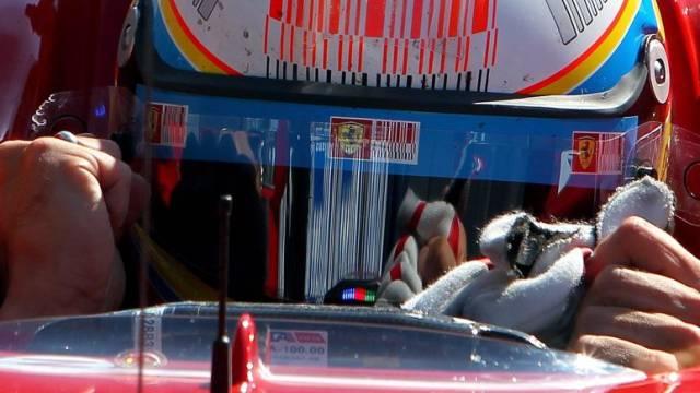 Ferrari-Heimsieg dank Fernando Alonso