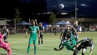 Immerhin spekatukulär: Die Black Stars verlieren ihr ersten Saisonspiel gegen Yverdon.