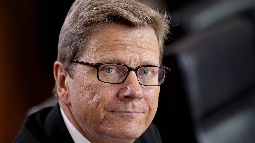Guido Westerwelle ist im Alter von 54 Jahren gestorben.