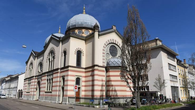 Neben der Synagoge zieht ein koscheres Restaurant ein. (Archivbild)