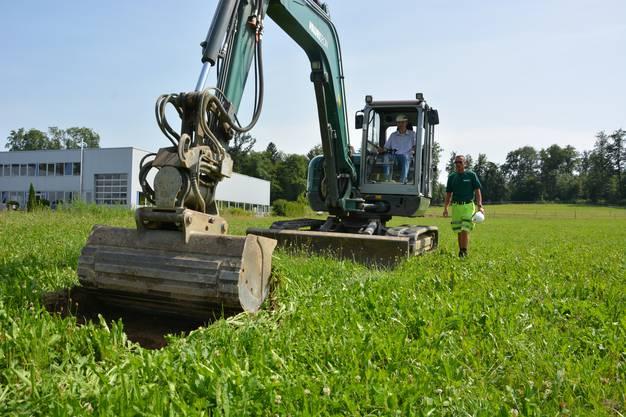 In der Industrie Birren, in unmittelbarer Nachbarschaft zur Mammut Sports Group AG, kommt Robotec unter.