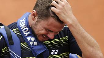 Das war nix: Stan Wawrinka ist in Gstaad bereits ausgeschieden.