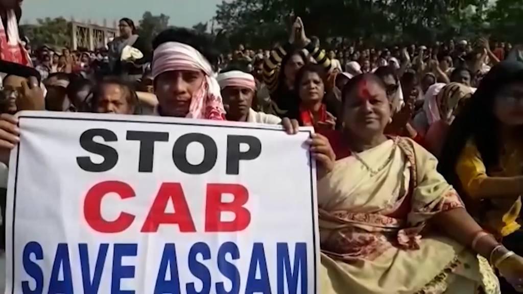 Proteste gegen Staatsbürgerschaftsgesetz weiten sich aus