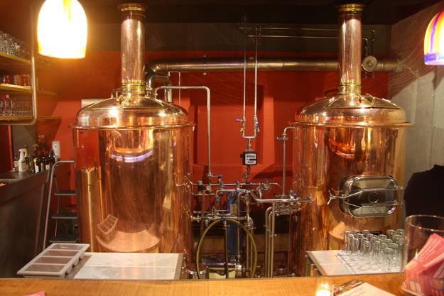 Wo das Bucheggberger Bier herkommt