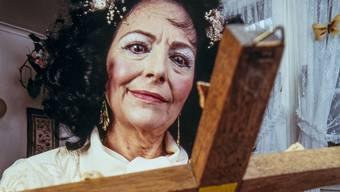 Uriella starb 90-jährig.