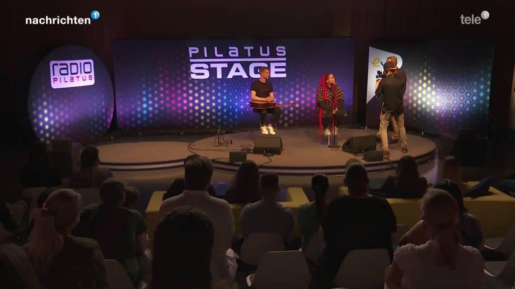 Zoe Wees auf Pilatus Stage