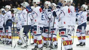 NLA-Playoffs SC Bern - ZSC Lions 3:0