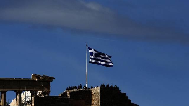 Heute kein Eintritt: Ein Streik der Angestellten im griechischen Kulturministerium verhindert den Eintritt zur Akropolis (Archiv)