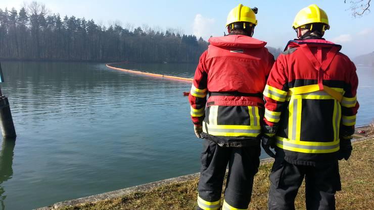 Muss die Feuerwehr Aarau künftig bei der Ausbildung sparen?