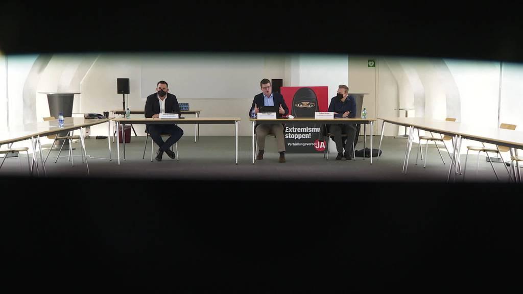 Burka-Verbot spaltet einmal mehr die Ostschweiz
