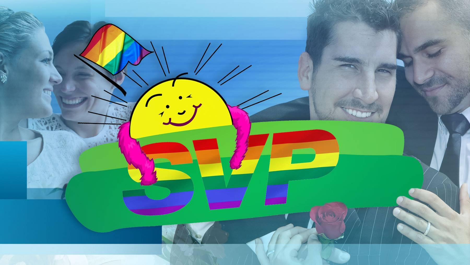 Ehe für Alle: SVP ist gespalten