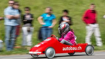 Seifenkistenrennen Biberstein 2014
