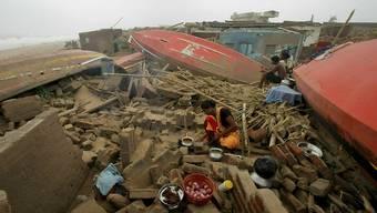 """Der Zyklon """"Fani"""" machte im Mai 2019 in Bangladesch und Indien 3,5 Millionen Menschen zu Binnenflüchtlingen. (Archivbild)"""