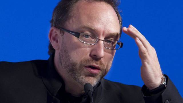 Wikipedia-Mitbegründer Jimmy Wales (Archiv)