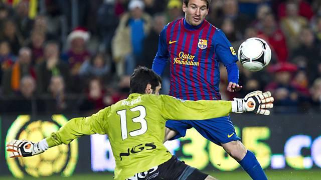 Messi traf zweimal
