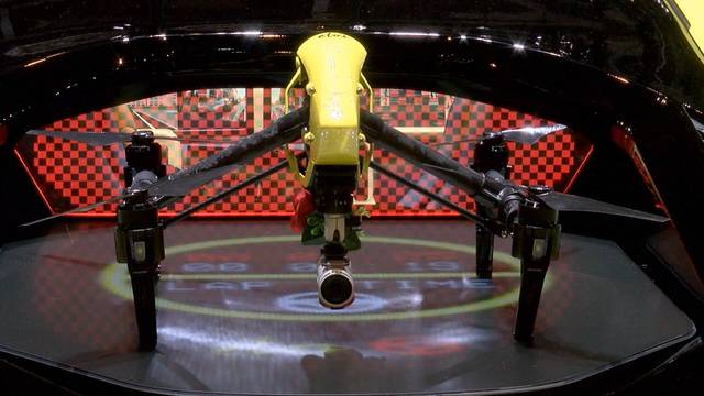 Schneller Bugatti, Drohnenlandeplatz und ein selbstfahrender Nissan: Das sind die auffälligsten Neuheiten am Genfer Autosalon 2016