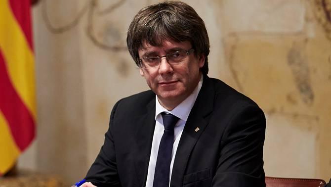 Carles Puigdemont will mit der spanischen Zentralregierung verhandeln.