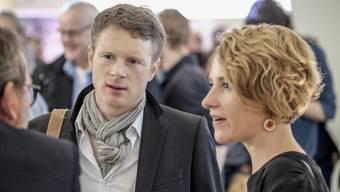 Vor zwei Jahren schwang Jonas Fricker bei den Nationalratswahlen gegen Irène Kälin deutlich obenaus – nach dem Rücktritt des Badeners rutscht nun die Lenzburgerin ins Bundesparlament nach.