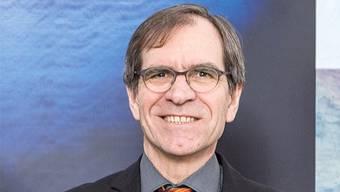 Leo Geissmann (CVP), Vizeammann Brugg, Leiter Arbeitsgruppe Kunststoffsammlung und Vizepräsident des Gemeindeverbands
