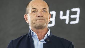 Sorgenfalten bei OK-Chef Gian Gilli, auch der Eishockey-WM droht die Absage
