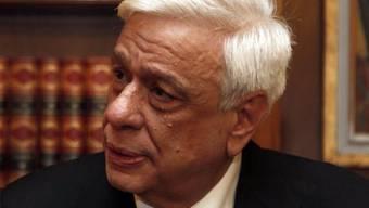 Prokopis Pavlopoulos ist neuer griechischer Präsident (Archiv)