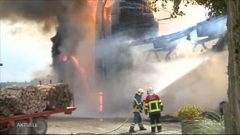 Vor fünf Jahren brannte ein Bauernsohn in Möriken unabsichtlich einen Stall nieder. Heute war der Fall vor dem Bezirksgericht Lenzburg.
