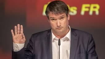 «Der Bundesrat hat in Brüssel in den kommenden Monaten keinen Ansprechpartner mehr», so SP-Präsident Christian Levrat. (Archiv)