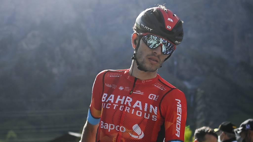 Gino Mäder spendet für jeden Fahrer, den er auf einer Vuelta-Etappe hinter sich lassen konnte, einen Euro zugunsten eines gemeinnützigen Zwecks