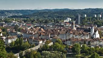 Aarau schafft es auf Platz 5 der schönsten Städte.