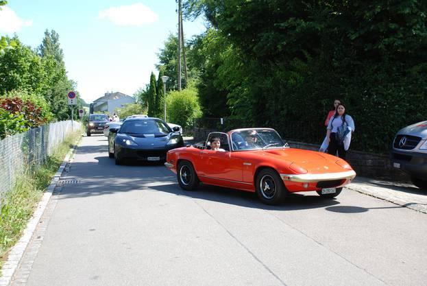 Der Lotus Elan gehört auch zu den legendären Lotus-Modellen.