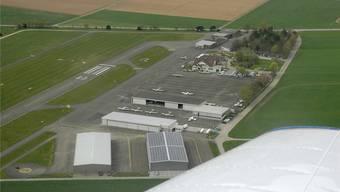 Die Konzession für den Flugplatz Birrfeld wurde um ein Jahr verlängert. (Archiv)