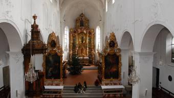 Die Miete der Stiftskirche in Schönenwerd wird den Reformierten im Niederamt zu teuer
