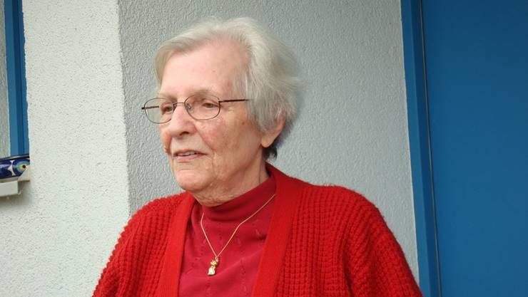 Urgrossmutter 80 Jahre