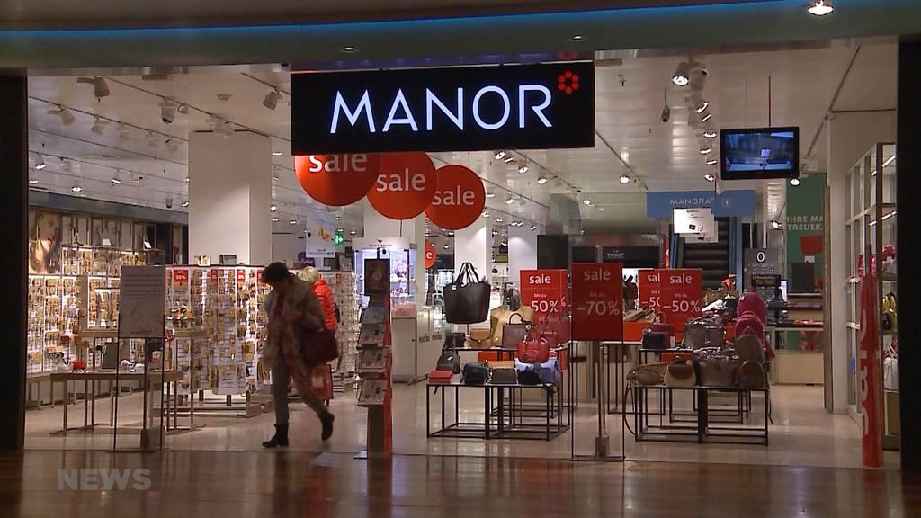 Manor im Umbruch: Viele Schliessungen und Entlassungen
