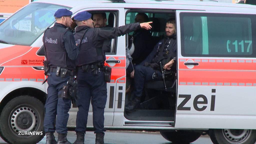 5 Polizeieinsätze im Eröffnungsmonat des Bundesasylzentrums Zürich