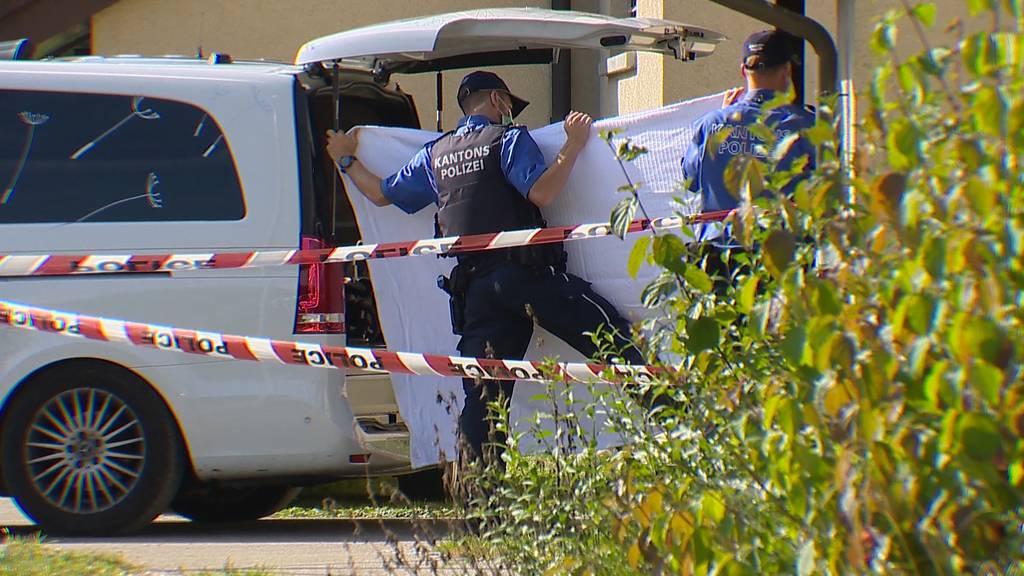 Frick (AG): Zwei tote Personen in Wohnung aufgefunden
