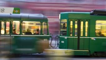 CVP, FDP, LDP und SVP wollen die neue Tramstrecke zum Basler Erlenmatt-Quartier nicht (Symbolbild)