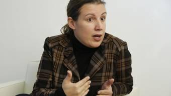 Undine Lang, seit einem Jahr Chefin Erwachsenenpsychiatrie an der UPK, Basel.
