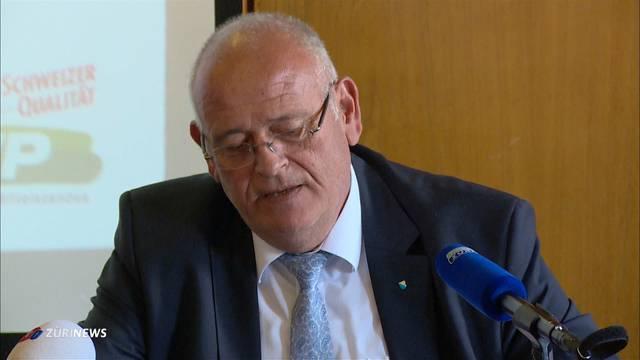 SVP-Regierungsrat Markus Kägi tritt zurück