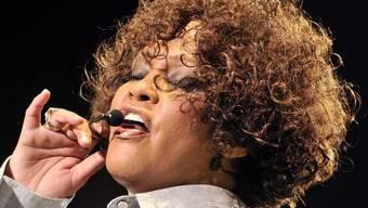Whitney Houston widersetzte sich dem Personal (Archiv)