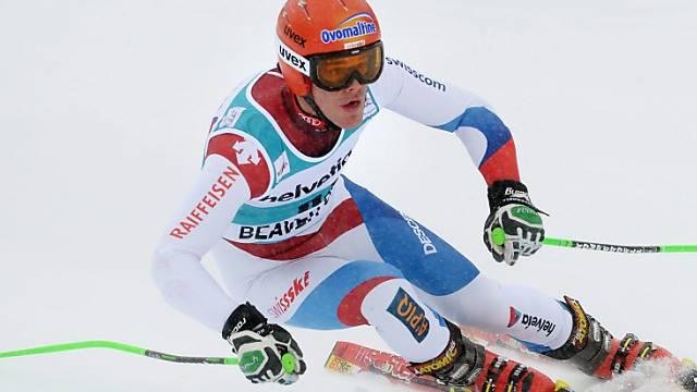 Thomas Tumler gewinnt in Val d'Isère im Europacup den Super-G
