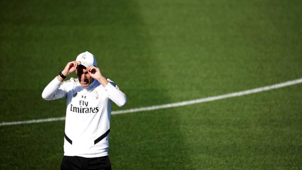 Atlético empfängt Real zum «Derbi Madrileño»