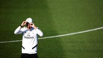 Zinédine Zidane steht mit Real Madrid nach einigen Turbulenzen wieder auf der Sonnenseite der Tabelle