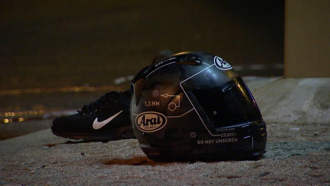 Tödlicher Unfall in Glattbrugg: Selbstunfall mit Roller fordert Todesopfer und Schwerverletzten