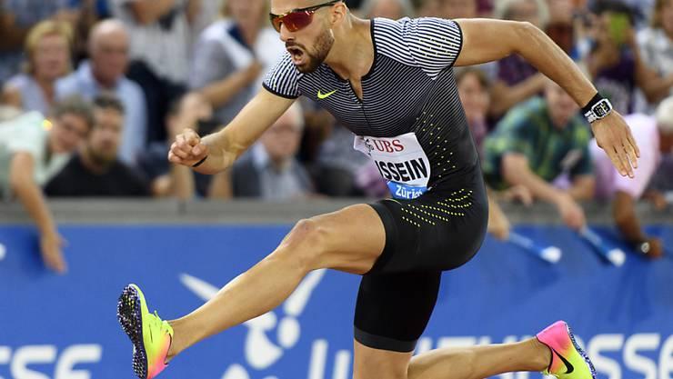 Kariem Hussein hat die Qualifikation für die WM im August in London in der Tasche