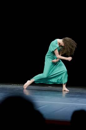 Anja Gysin, Choreografin und Tänzerin, erkundet in ihrem Program «Home1» im Stadttheater das Thema Heimat