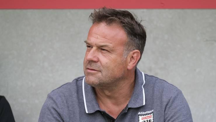 """Patrick Rahmen zeigt nach der Entlassung Grösse: """"Bin überzeugt, mein Nachfolger Stephan Keller wird ein guter Cheftrainer"""""""