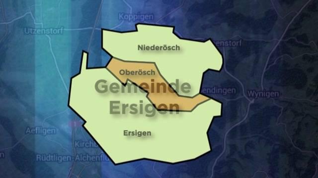 Fusion der Gemeinden in Emmental