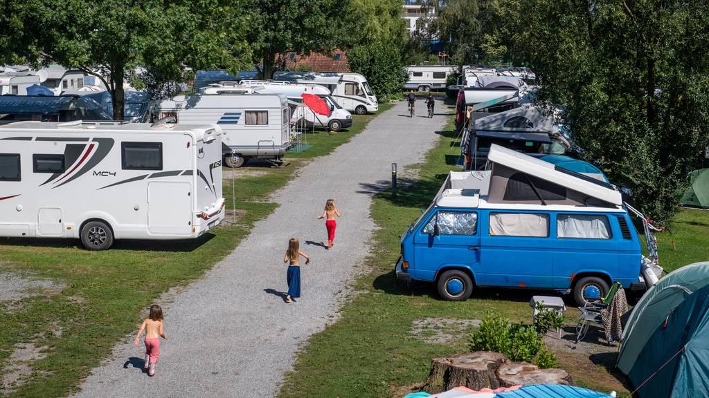 TCS Campingplätze verlängern die Saison