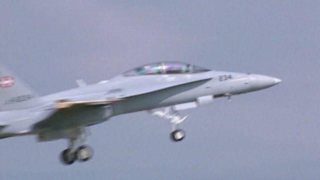 Mehr Kampfjets für die Luftwaffe?